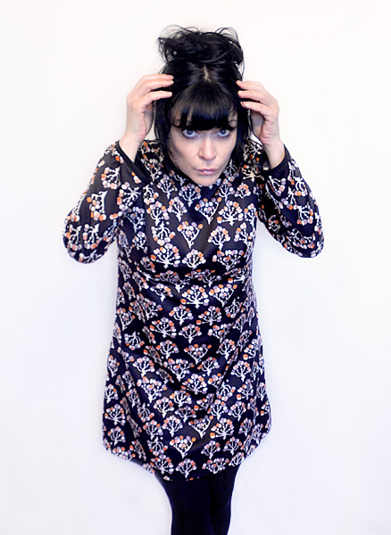 Psychedelic Sally Kleid / Dress