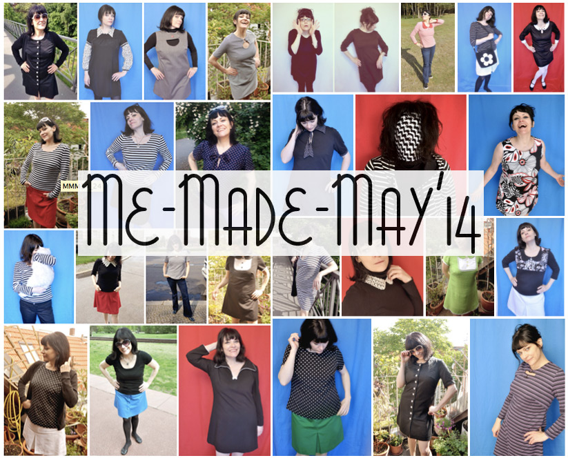 Mein Me-Made-May 2014